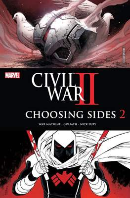 Civil War II: Choosing Sides (Digital) #2