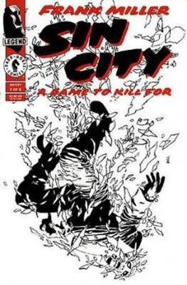 Sin City: A Dame to kill for #2