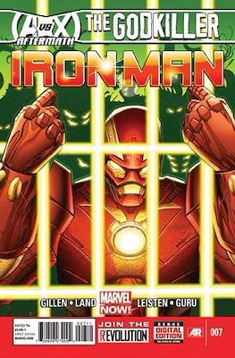 Iron Man (Vol. 5 2012-2014) (Comic-Book) #7