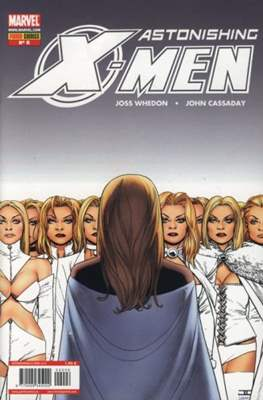 Astonishing X-Men Vol. 2 (2007-2008) #6