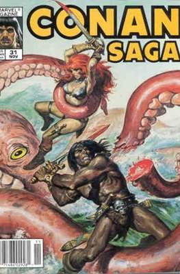 Conan Saga (Comic-book) #31