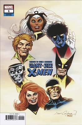 Giant-Size X-Men: Tribute To Wein & Cockrum (Variant Cover) #1.1