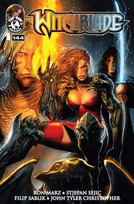 Witchblade (Comic Book) #144