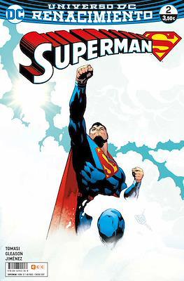 Superman. Nuevo Universo DC / Renacimiento (Grapa) #57/2