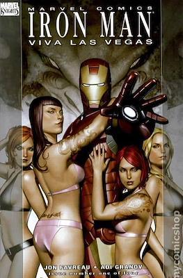 Iron Man: Viva Las Vegas (Comic-book) #1