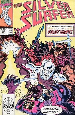 Silver Surfer Vol. 3 (1987-1998) #39