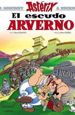 Astérix (2016) (Cartoné, lomo con mancha de Asterix) #11