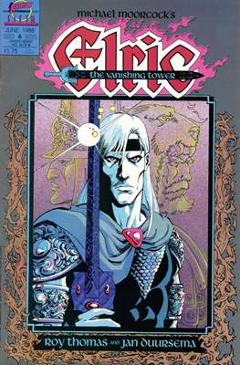 Elric: The Vanishing Tower (Comic Book) #6