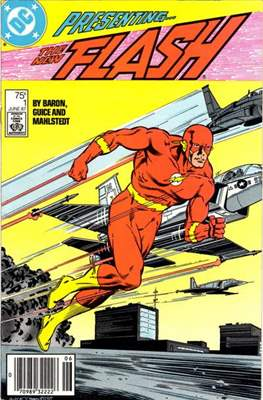 The Flash Vol. 2 (1987-2006) (Comic Book) #1
