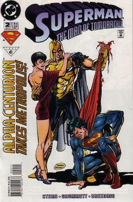 Superman The Man of Tomorrow Vol. 1 (Comic Book) #2