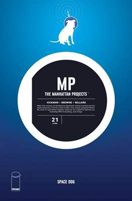 The Manhattan Projects (Comic-book) #21