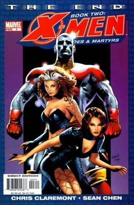 X-Men The End Book Two: Heroes and Martyrs (Grapa) #3