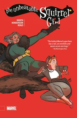 The Unbeatable Squirrel Girl (Hardcover 248-272 pp) #2