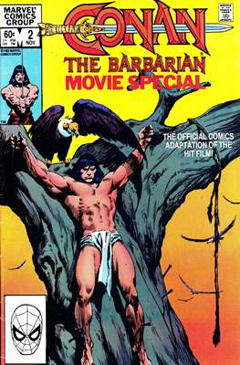 Conan The Barbarian: Movie Special (Grapa) #2