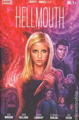 Hellmouth - A Buffy and Angel Event (Variant Cover)