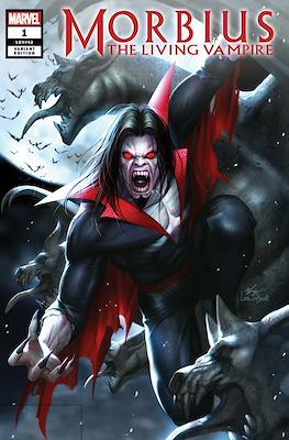 Morbius: The Living Vampire Vol. 3 (Variant Cover) #1.3