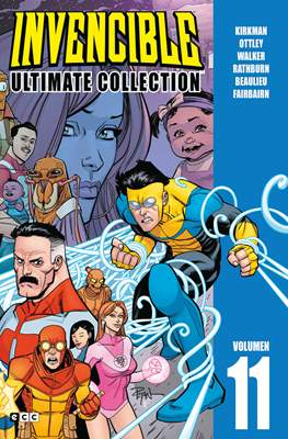 Invencible - Ultimate Collection #11