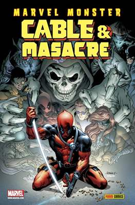 Cable y Masacre. Marvel Monster (Rústica 248-288 pp) #3