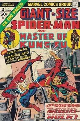 Giant-Size Spider-Man Vol 1 (Grapa) #2