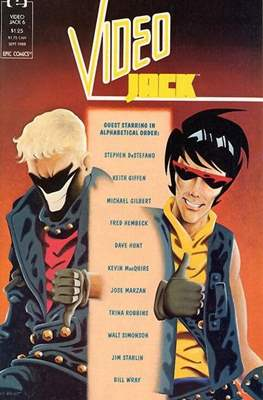 Video Jack Vol 1 (Comic-book.) #6