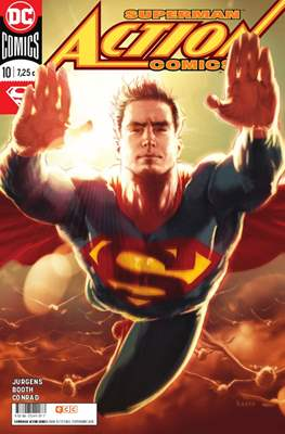 Superman: Action Comics. Renacimiento #10