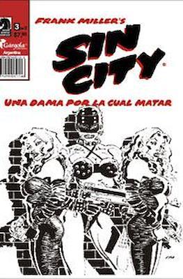 Sin City: Una Dama Por La Cual Matar (Rústica) #3