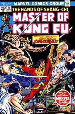 Master of Kung Fu #20