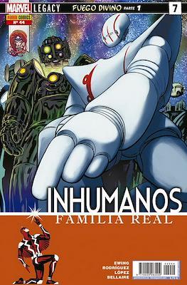 Inhumano / Inhumanos (2014-2018) (Grapa) #44