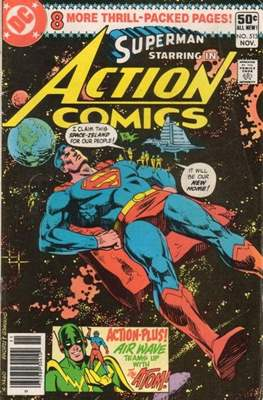 Action Comics Vol. 1 (1938-2011; 2016-) (Comic Book) #513