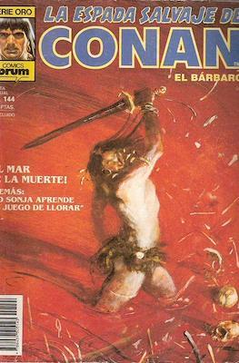 La Espada Salvaje de Conan. Vol 1 (1982-1996) (Grapa. B/N.) #144