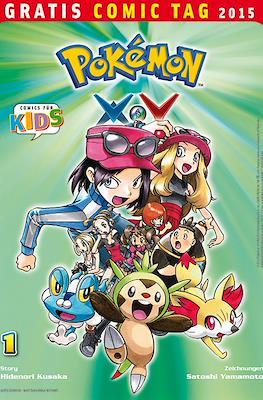 Pokémon. Gratis Comic Tag 2015