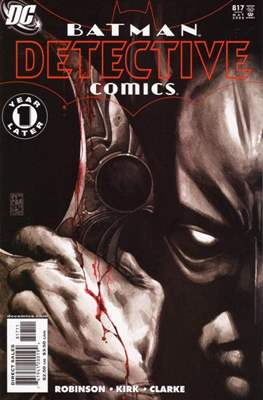 Detective Comics Vol. 1 (1937-2011; 2016-) (Comic Book) #817