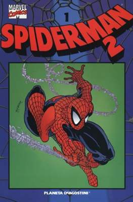 Coleccionable Spiderman Vol. 2 (2004) (Rústica, 80 pp) #1