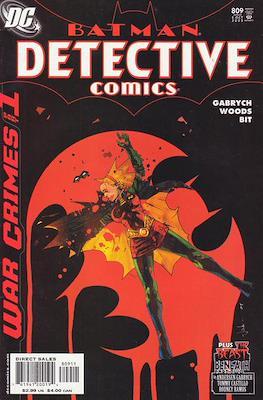 Detective Comics Vol. 1 (1937-2011; 2016-) (Comic Book) #809