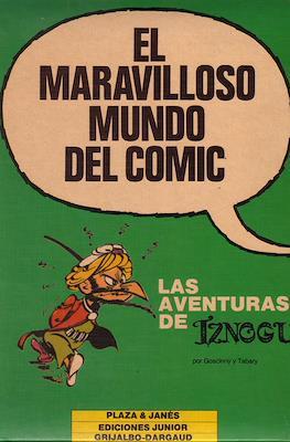El Maravilloso Mundo del Comic (Cartoné acolchado con guaflex) #3