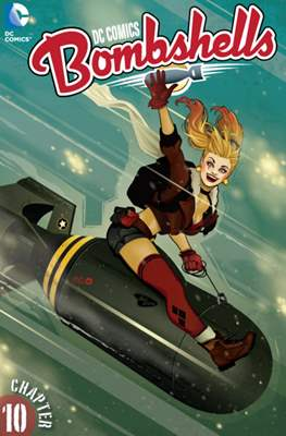 DC Comics: Bombshells (Digital) #10