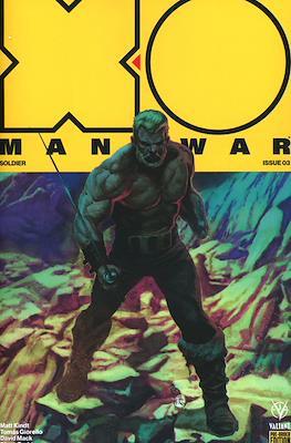 X-O Manowar Vol. 4 (2017-2019) #3.1