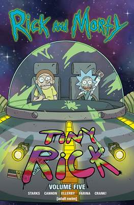 Rick and Morty (Softcover) #5