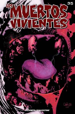 Los Muertos Vivientes (Digital) #35