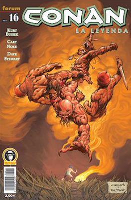 Conan. La Leyenda (Grapa 28-116 pp) #16