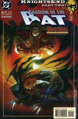Batman: Shadow of the Bat (Comic book) #29