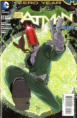 Batman Vol. 2 (2011-2016 Variant Covers) (Comic Book) #24