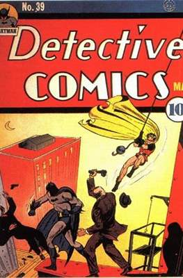 Detective Comics Vol. 1 (1937-2011; 2016-) (Comic Book) #39