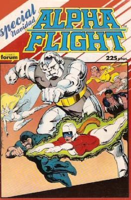 Alpha Flight vol. 1 Especial Navidad 1987