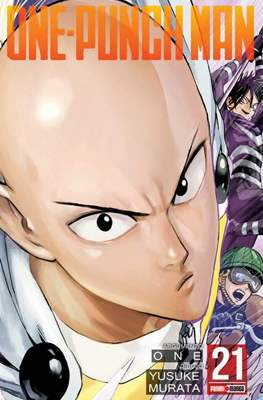 One-Punch Man #21