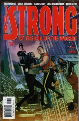 Tom Strong (Comic Book) #36
