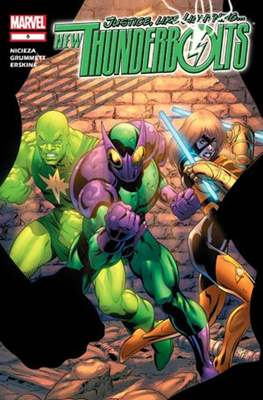 Thunderbolts Vol. 1 / New Thunderbolts Vol. 1 / Dark Avengers Vol. 1 (Comic-Book) #86