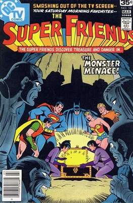 Super Friends Vol.1 (1976-1981) (Grapa, 32 págs.) #10