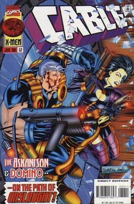 Cable Vol. 1 (Comic-Book) #32