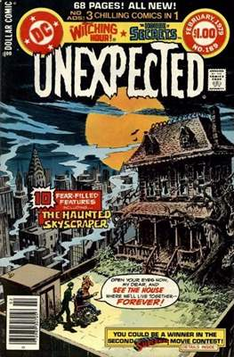 The Unexpected (Comic Book) #189